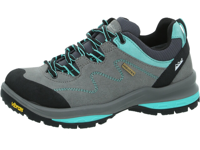 High Colorado Toscana Scarpe Donna grigio/turchese